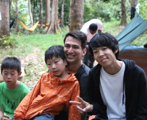 マレーシアジャングル研修報告22